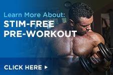 Stimulant-Free Pre-Workout
