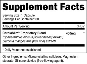 Apidren Supplement Facts