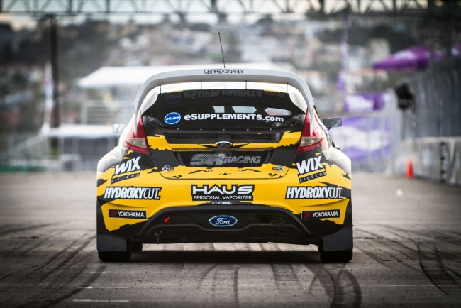eSupps Sponsored Ford Fiesta ST