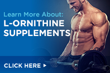 L-Ornithine Supplements