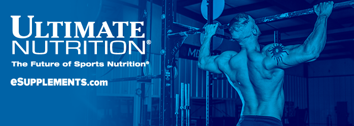 Ultimate Nutrition Brand