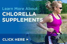 Chlorella Supplements