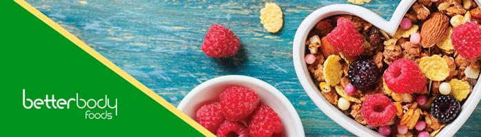 Better Body Foods Brand