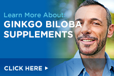 Ginkgo Biloba Supplements