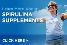 Spirulina Supplements