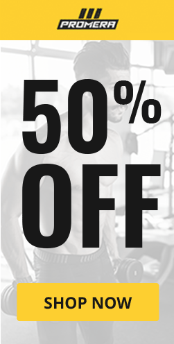 50% Off All Promera Sports Products