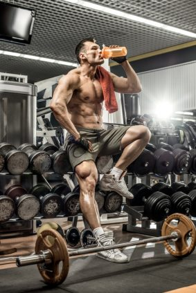 Man Protein Drink