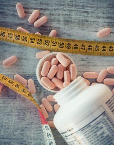 Pills Measuring Tape