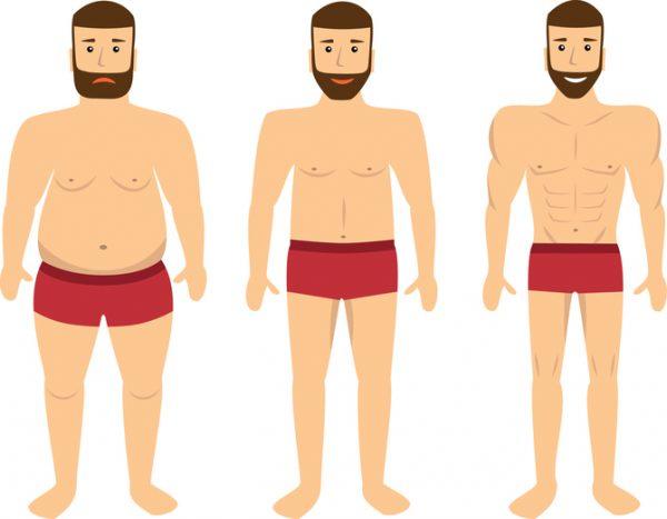 Man Transformation