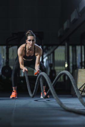 Women Ropes
