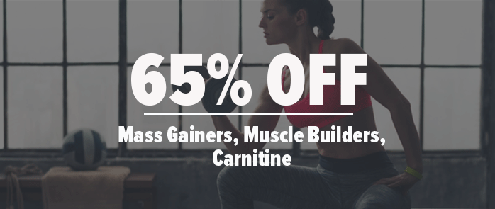 65% Off Select Carnitine