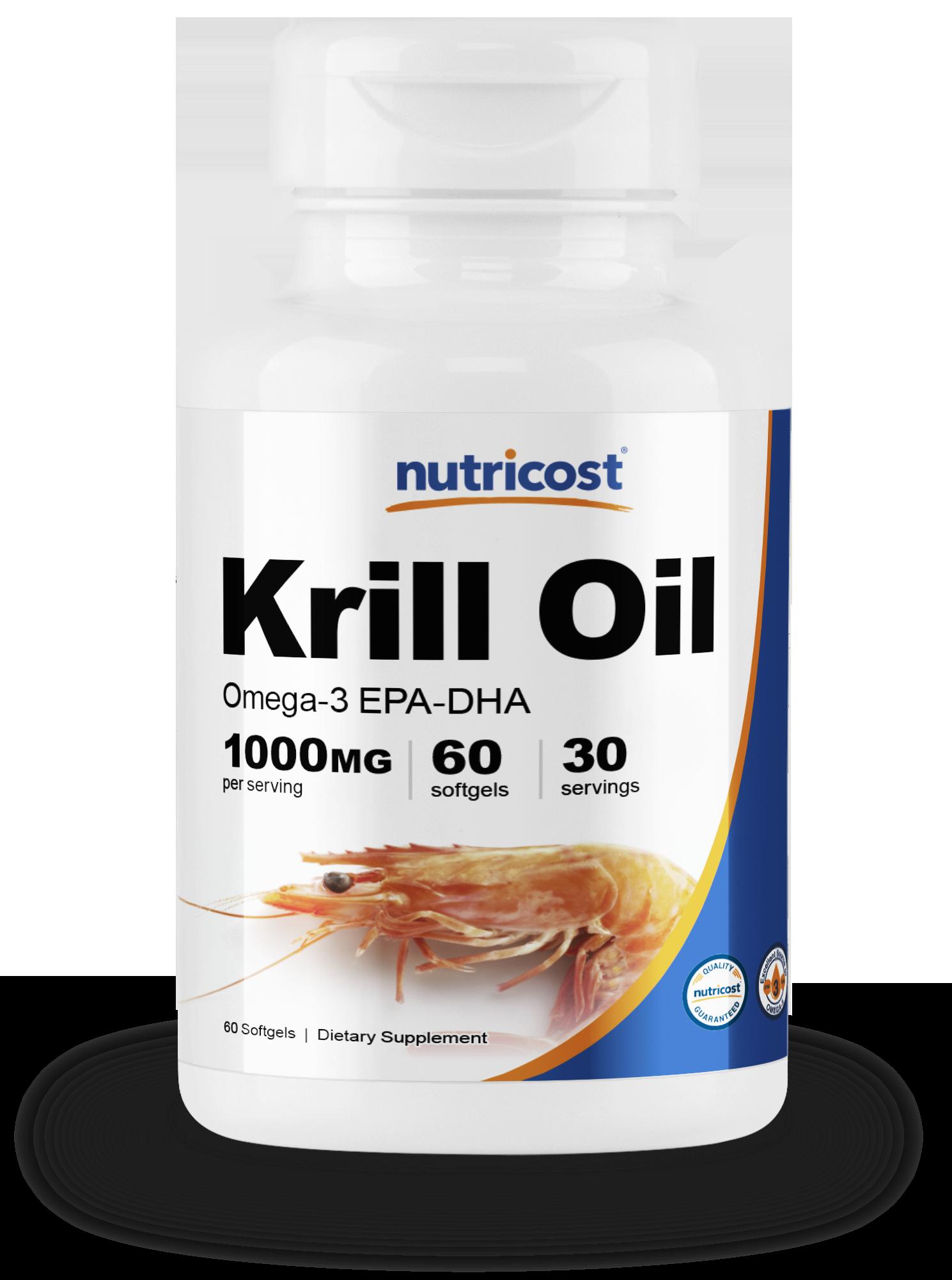Nutricost Krill Oil