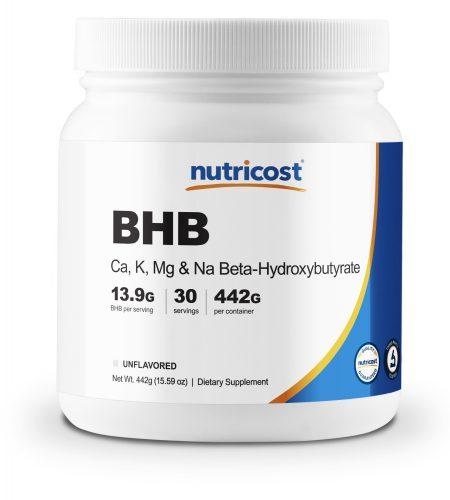 NC Ketone Salts BHB 4-in-1 Bottle