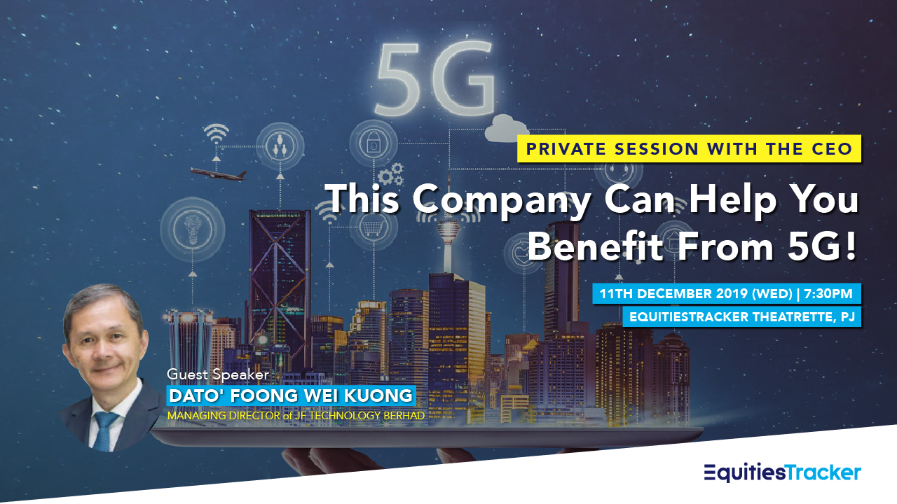 This Company Can Help You Benefit From 5G!