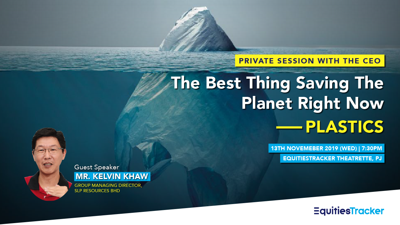 The Best Thing Saving The Planet Right Now – PLASTICS