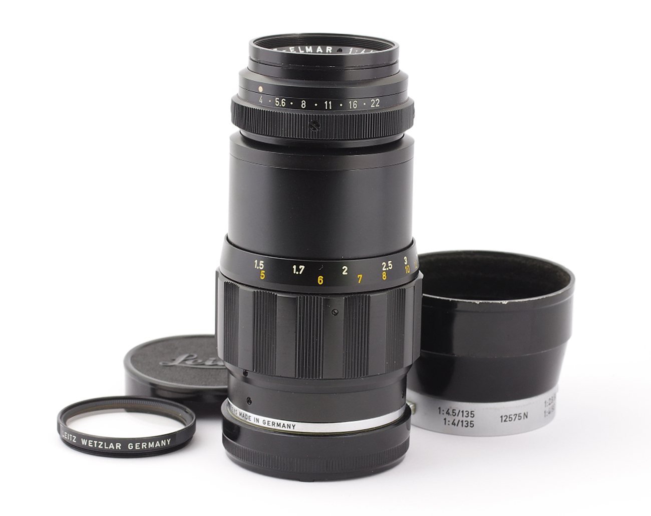 Leica-M-Tele-Elmar-4-135-mm-2207446-Germany-Lens