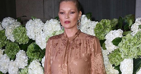 Hackers roban fotos privadas de Kate Moss!