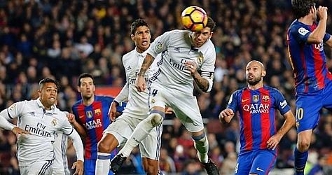 Ya hay fecha y hora para el superclásico Madrid – Barça. El 23 de Abril a las 20:45