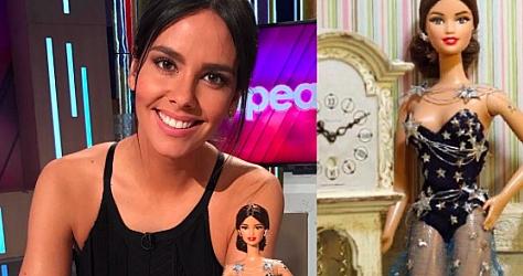 Cristina Pedroche ya tiene 'Barbie' propia!