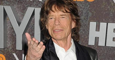 Los pantalones de 10.000 dólares de Mick Jagger