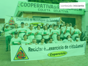 Heróis da reciclagem: Copercicla