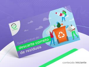 Como orientar os consumidores sobre o descarte correto de resíduos?
