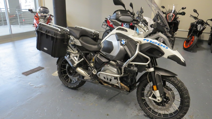 2015 BMW R1200GS ADV