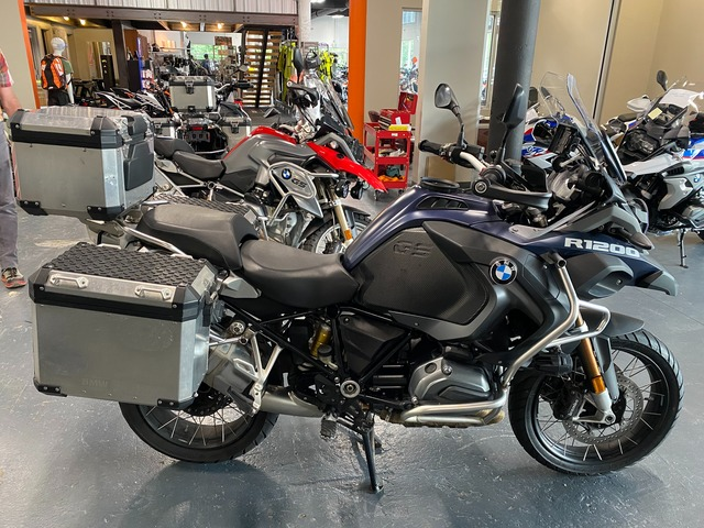 2016 BMW R1200GS ADVENTURE