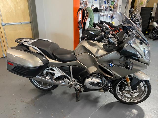 2016 BMW R1200RT