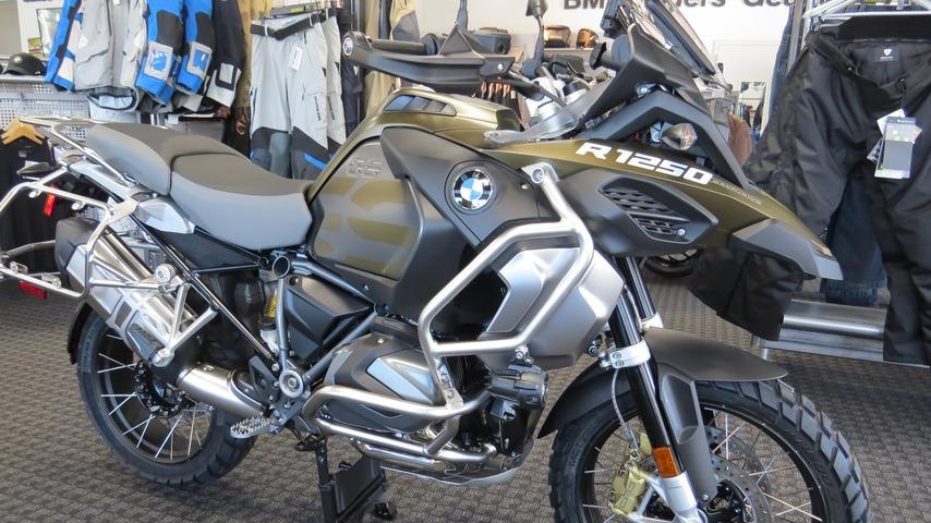 2020 BMW R1250GS ADVENTURE