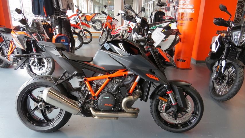 2020 KTM 1290 SUPERDUKE R