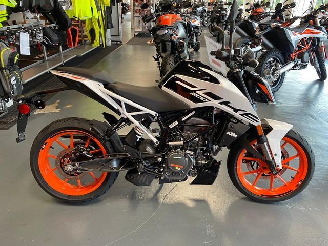 2020 KTM 200 DUKE