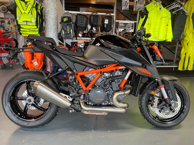 2021 KTM 1290 SUPERDUKE R