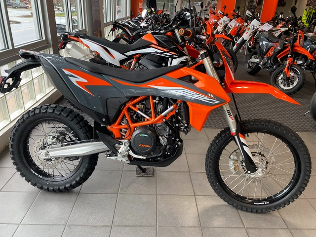 2021 KTM 690 ENDURO R