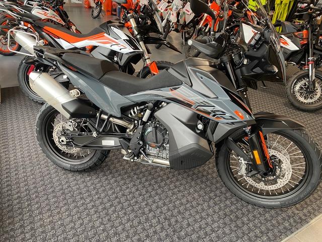 2021 KTM 890 ADV