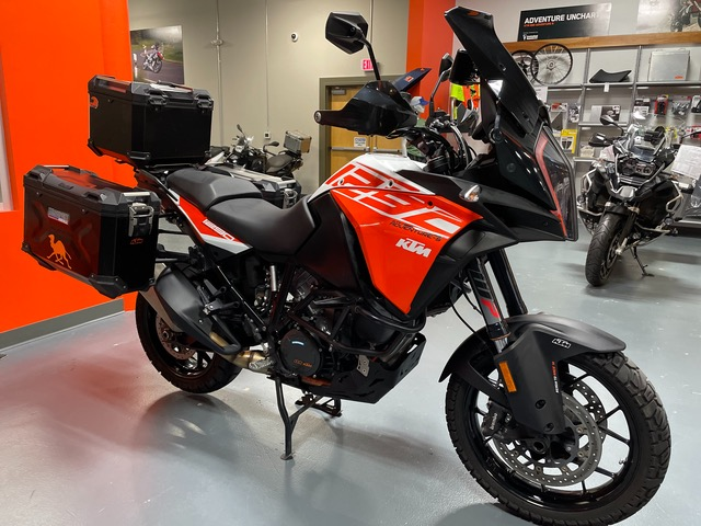 2018 KTM 1290 ADV S