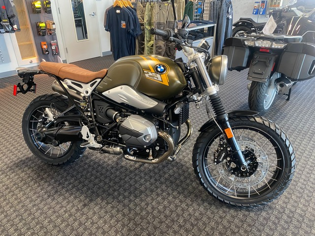 2021 BMW R NINE T SCRAMBLER
