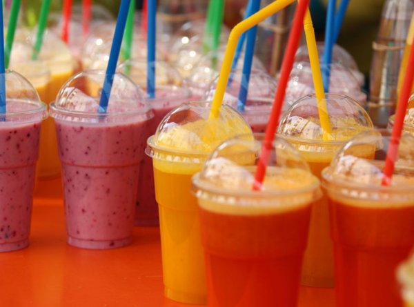 smoothie bar huren evenement