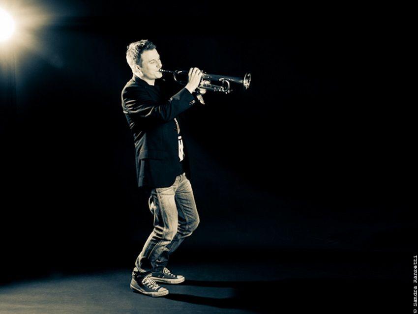 trompettist met dj huren
