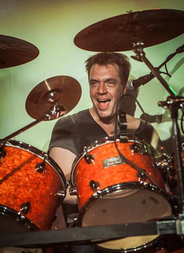 feestband drummer huren boeken