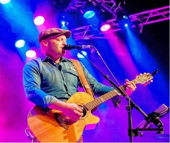 ghido zanger gitarist live show