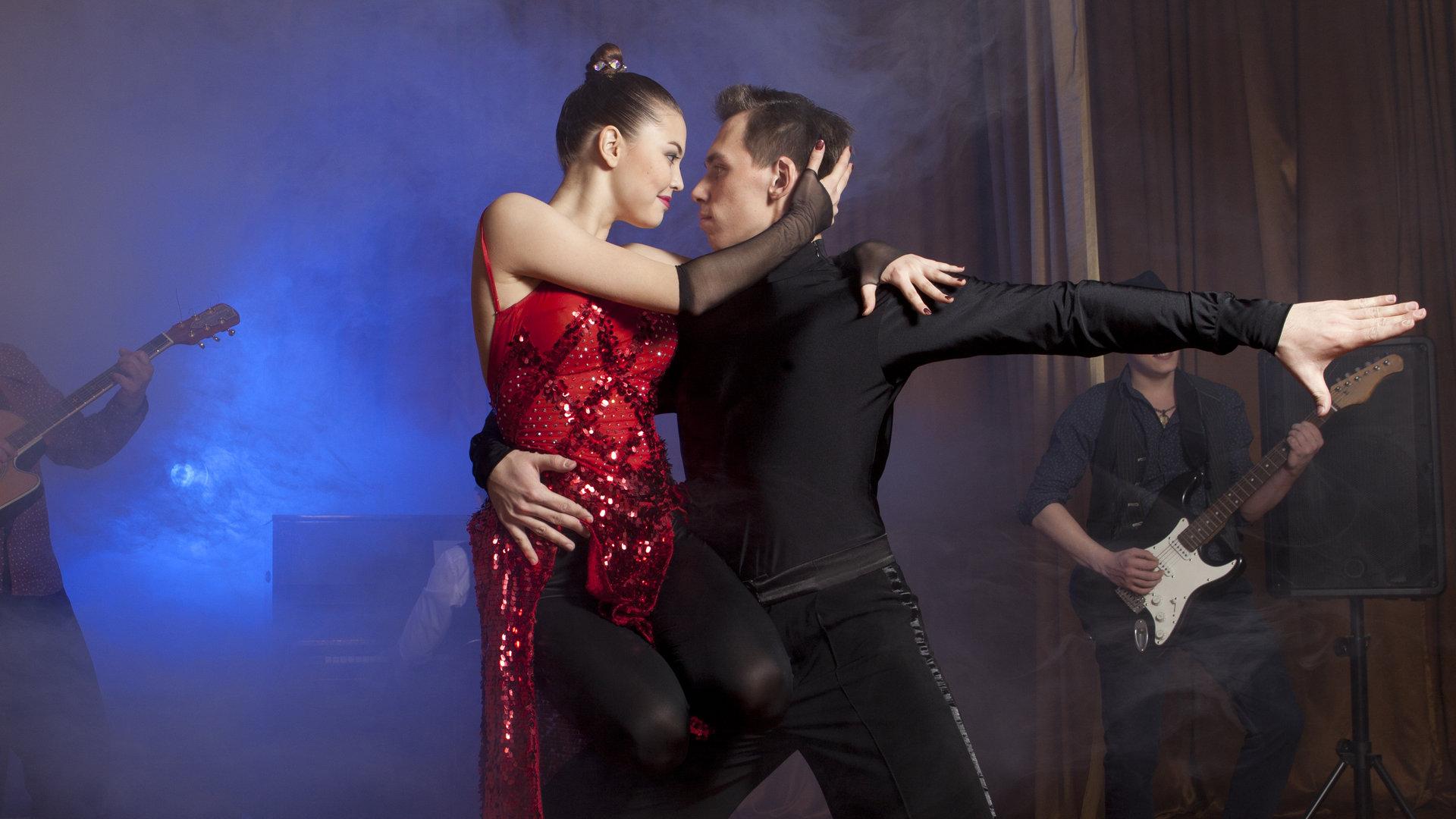 ballroom dans duo