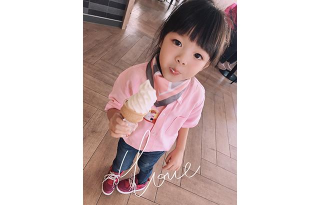媽媽我可以餐餐都冰淇淋嗎