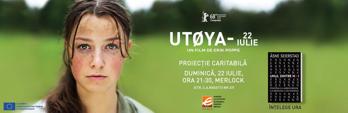 UTØYA - 22 IULIE