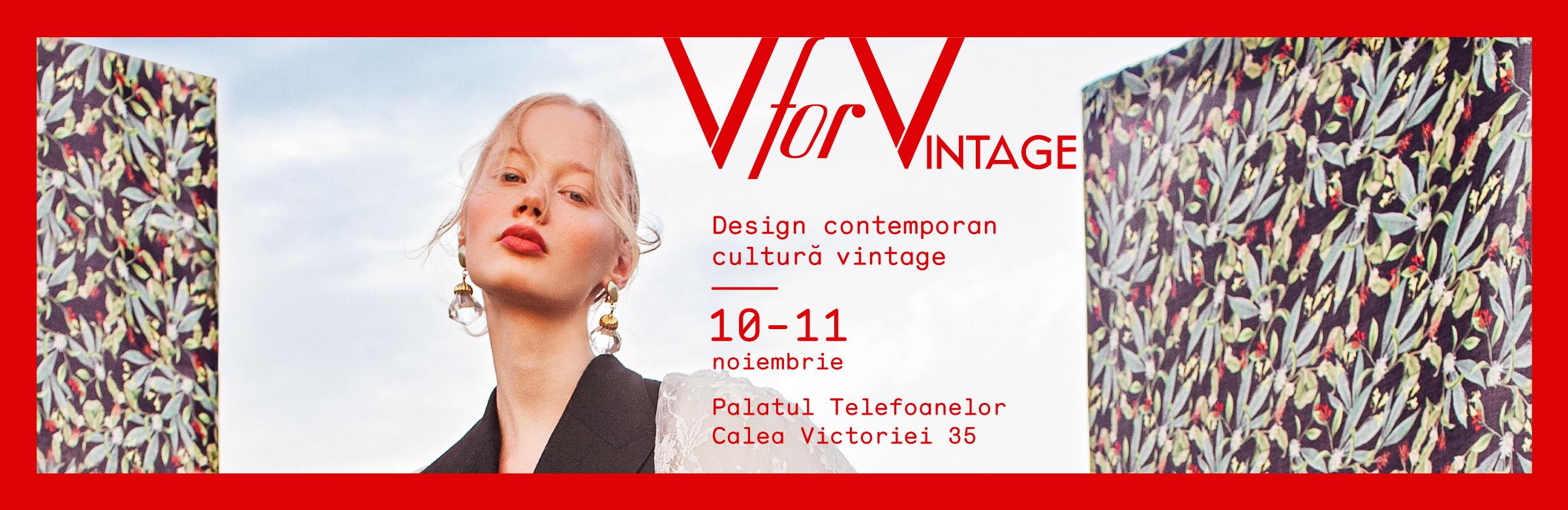 V for Vintage 2018