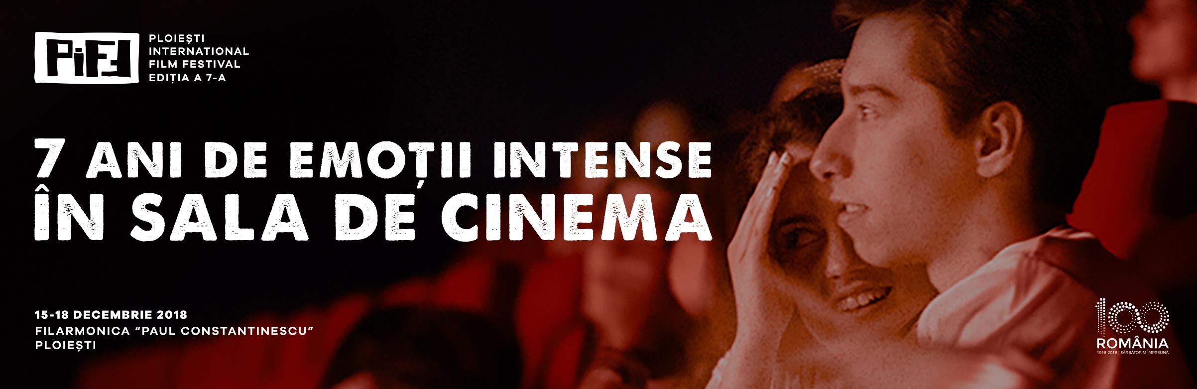PROGRAM FESTIVALUL INTERNAȚIONAL DE FILM PLOIEȘTI