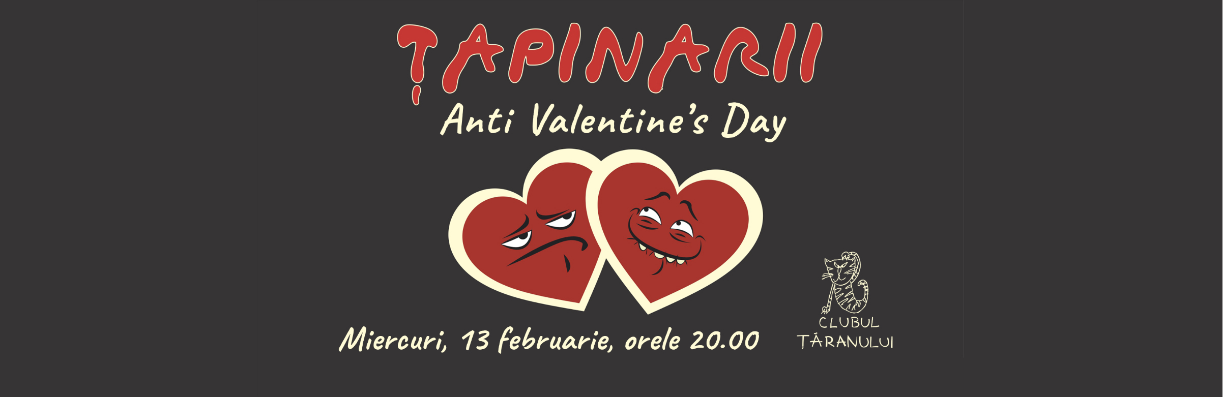 Tapinarii - Anti Valentine's Day
