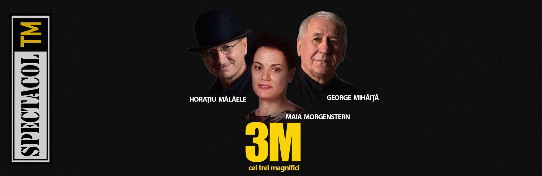 3M - MORGENSTERN, MĂLĂELE, MIHĂIȚĂ TIMISOARA
