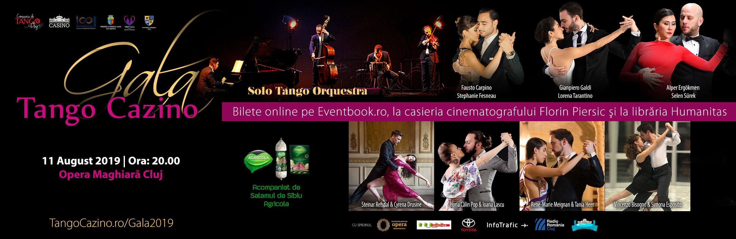 Gala Tango Cazino 2019