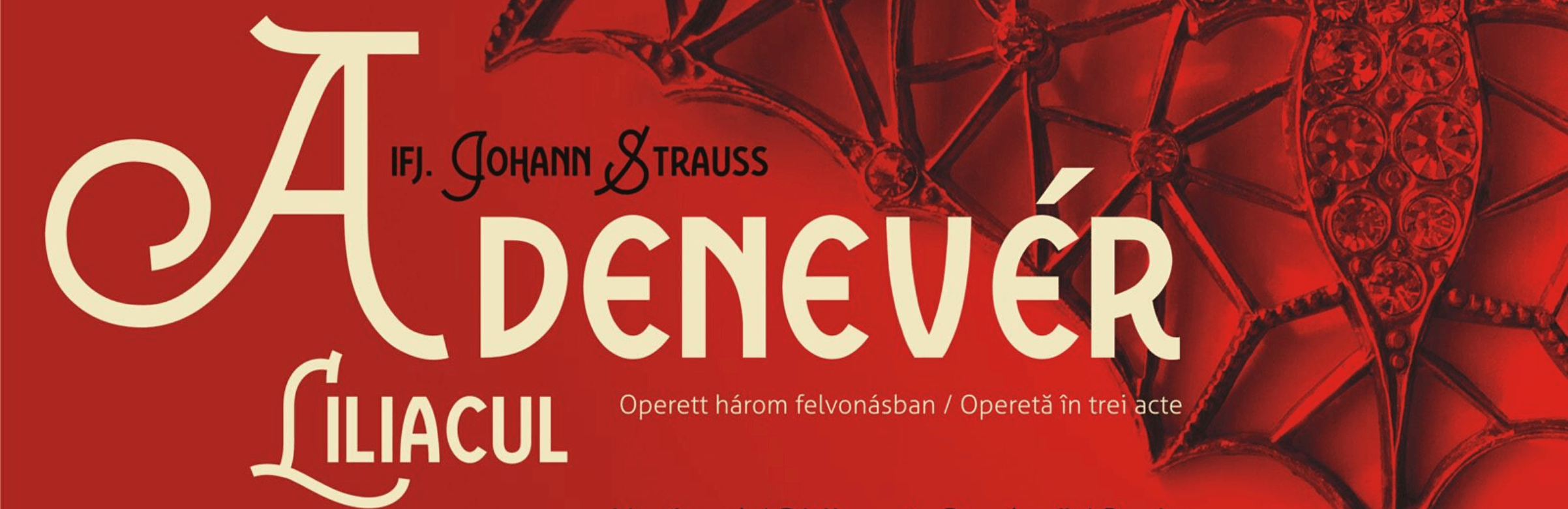 liliacul opera maghiara cluj